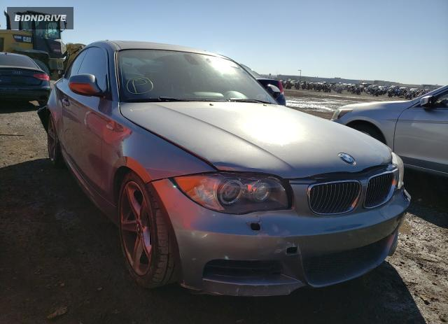 Lot #1691777163 2010 BMW 135 I salvage car
