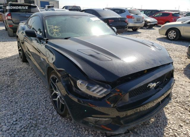 Lot #1691850996 2016 FORD MUSTANG GT salvage car