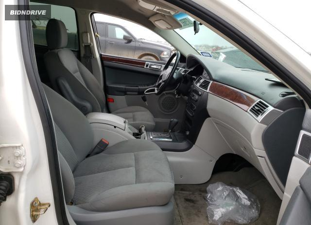 Lot #1692228803 2007 CHRYSLER PACIFICA T salvage car