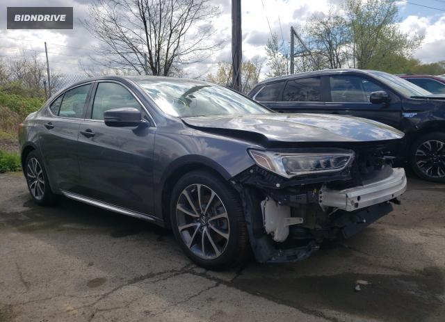Lot #1693570536 2018 ACURA TLX TECH salvage car