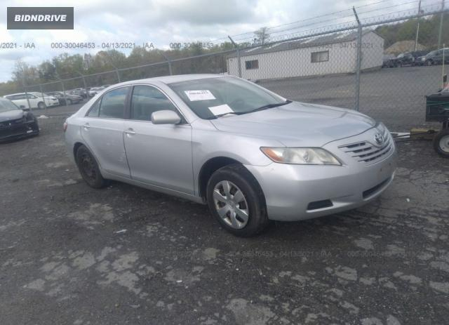 Lot #1693929386 2009 TOYOTA CAMRY LE salvage car
