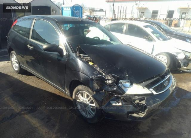 Lot #1693929703 2007 FORD FOCUS S/SE/SES salvage car