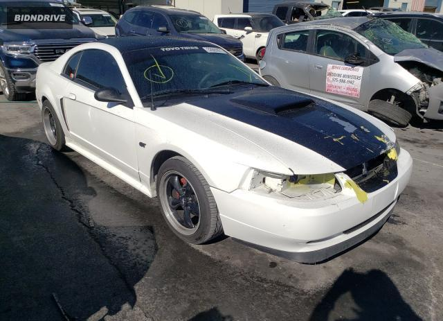 Lot #1694014653 2002 FORD MUSTANG GT salvage car