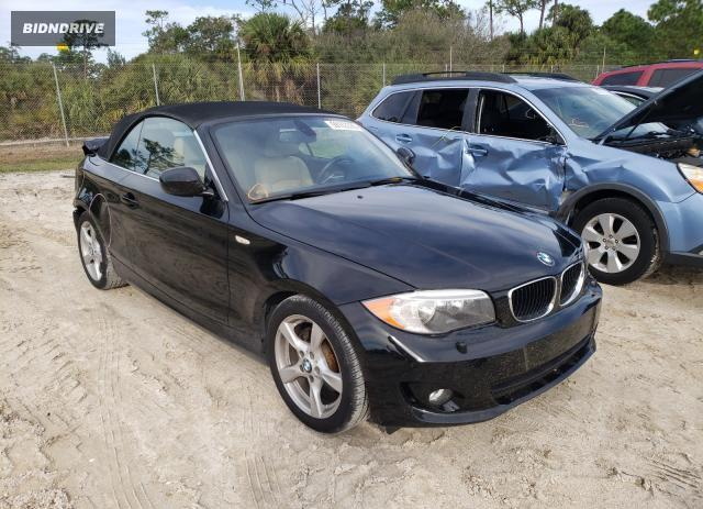 Lot #1694034559 2013 BMW 128 I salvage car