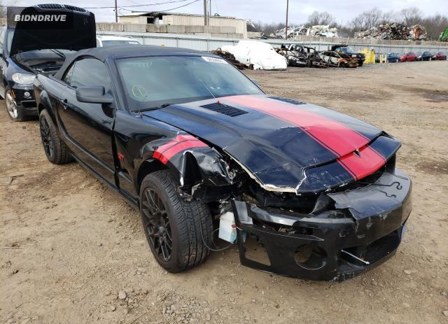 Lot #1694034626 2006 FORD MUSTANG GT salvage car