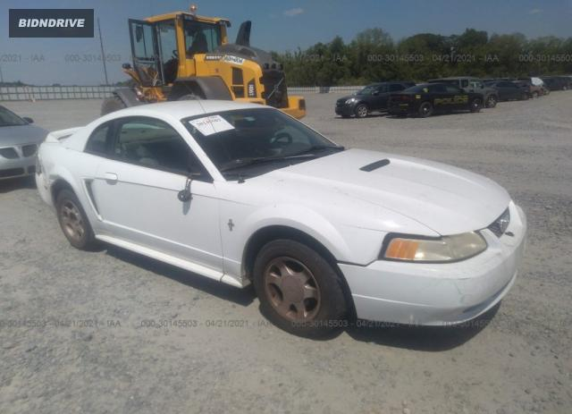 Lot #1694429896 2000 FORD MUSTANG salvage car