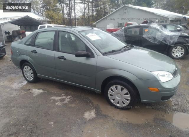 Lot #1694429953 2005 FORD FOCUS S/SE/SES salvage car