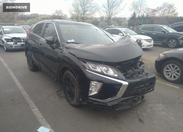 Lot #1694429966 2019 MITSUBISHI ECLIPSE CROSS ES salvage car
