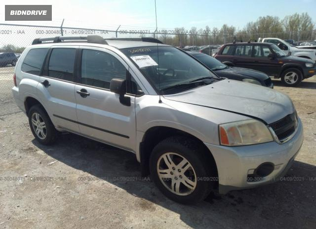 Lot #1694430269 2006 MITSUBISHI ENDEAVOR LS salvage car