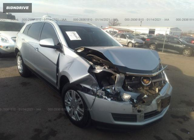 Lot #1694432113 2012 CADILLAC SRX LUXURY COLLECTION salvage car