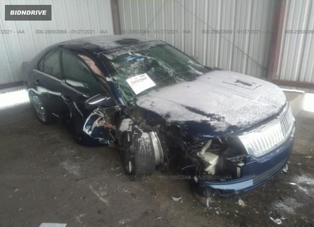 Lot #1694467389 2006 LINCOLN ZEPHYR salvage car