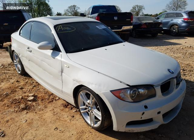 Lot #1694555313 2009 BMW 135 I salvage car