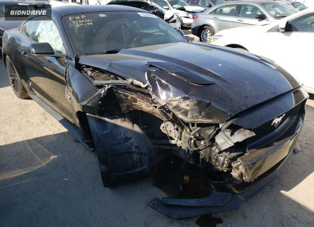 Lot #1694620726 2015 FORD MUSTANG GT salvage car