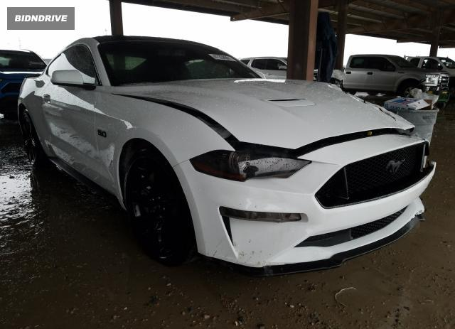 Lot #1695095459 2019 FORD MUSTANG GT salvage car