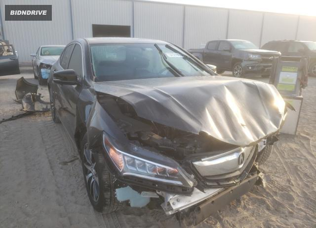 Lot #1695141299 2016 ACURA TLX salvage car