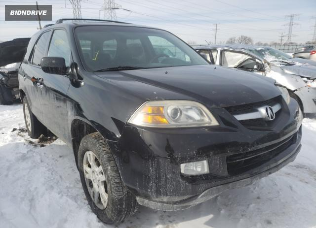 Lot #1697004479 2005 ACURA MDX TOURIN salvage car