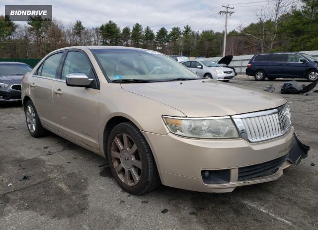 Lot #1697113256 2006 LINCOLN ZEPHYR salvage car