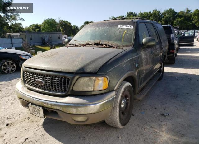 Lot #1704975233 2001 FORD EXPEDITION salvage car