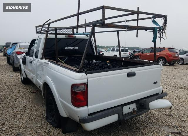 Lot #1706115069 2004 FORD RANGER SUP salvage car