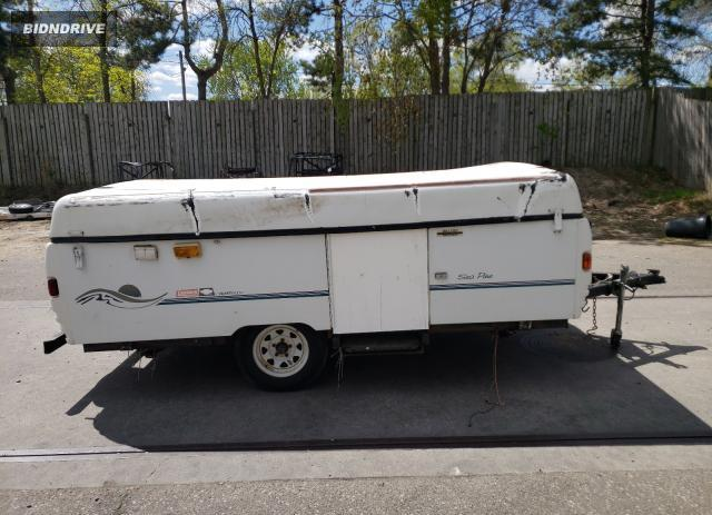 Lot #1706145079 1997 COLE BOATS POPUP salvage car
