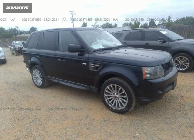 Lot #1709404666 2011 LAND ROVER RANGE ROVER SPORT HSE salvage car