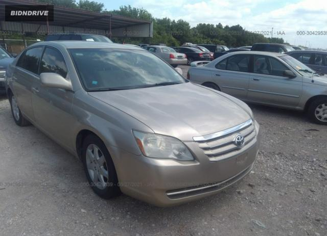 Lot #1709404783 2006 TOYOTA AVALON XL/TOURING/XLS/LIMITED salvage car