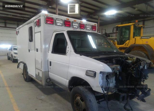 Lot #1711777773 2011 FORD ECONOLINE COMMERCIAL salvage car