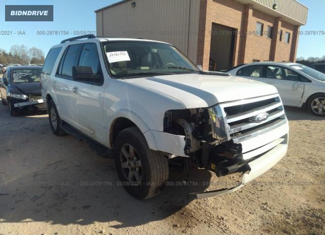 Lot #1714212593 2010 FORD EXPEDITION SSV/XLT salvage car