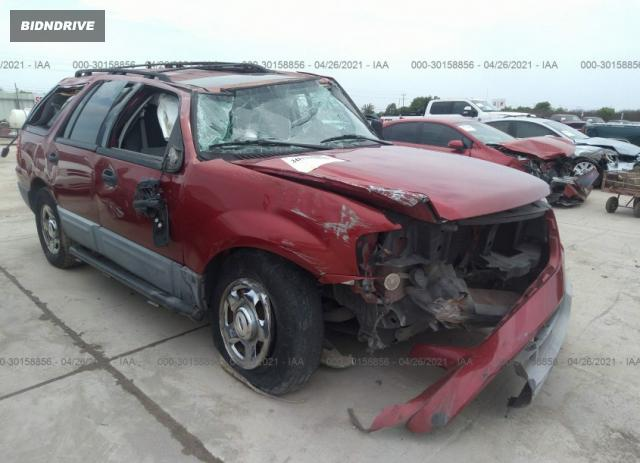 Lot #1714212929 2005 FORD EXPEDITION SPECIAL SERVICE/XLT salvage car