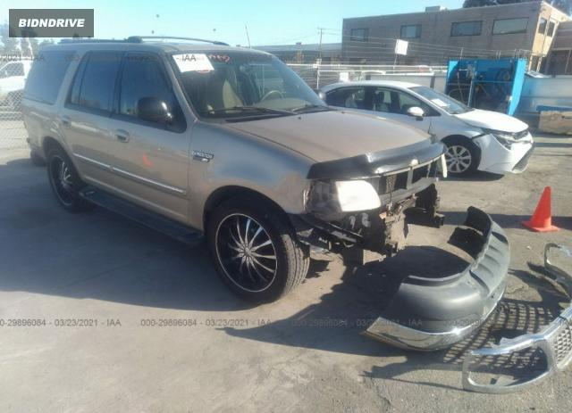 Lot #1715241139 2000 FORD EXPEDITION XLT salvage car