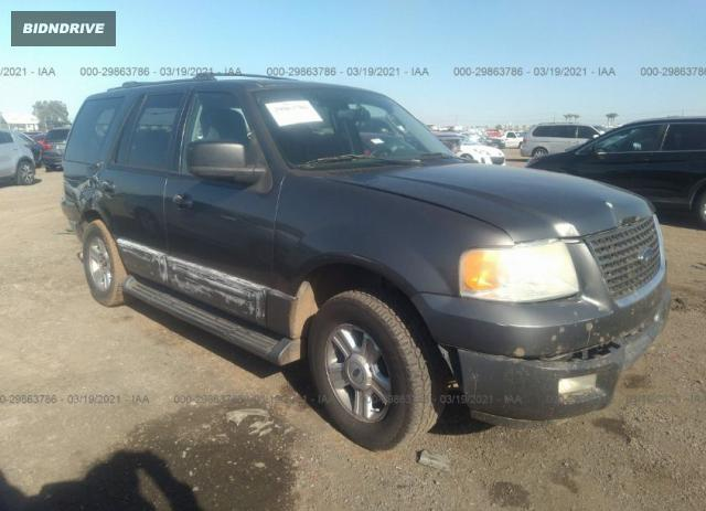 Lot #1715241193 2004 FORD EXPEDITION SPECIAL SERVICE/XLT salvage car