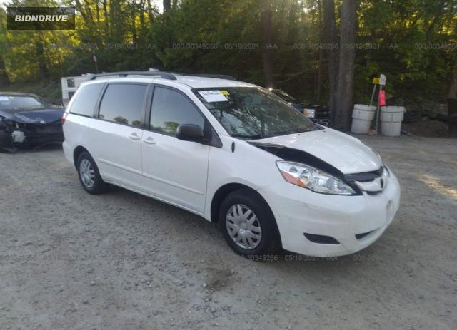 Lot #1716129839 2006 TOYOTA SIENNA CE/LE salvage car