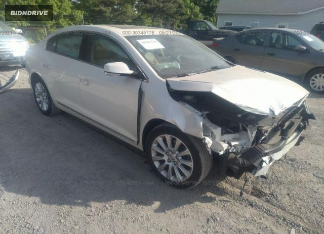 Lot #1716129913 2013 BUICK LACROSSE LEATHER salvage car