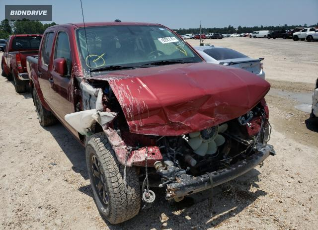 Lot #1716775259 2019 NISSAN FRONTIER S salvage car