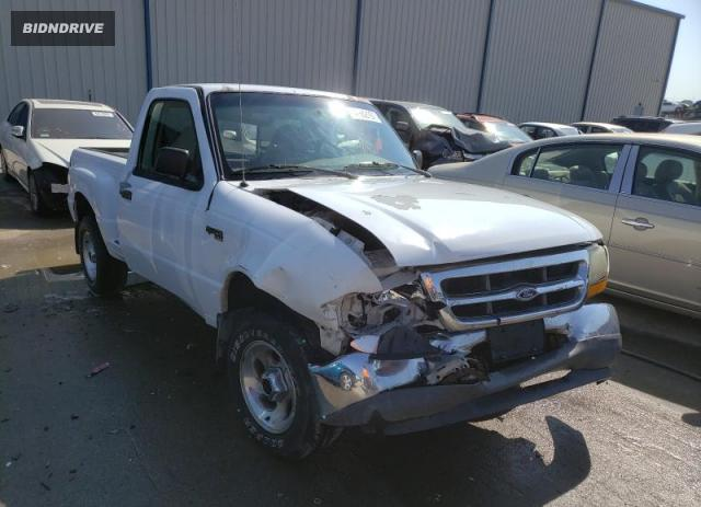 Lot #1716820339 2000 FORD RANGER salvage car