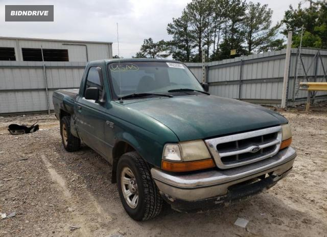 Lot #1718440519 2000 FORD RANGER salvage car