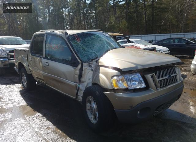 Lot #1719522389 2003 FORD EXPLORER S salvage car