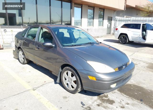 Lot #1719547559 2002 FORD FOCUS ZTS salvage car