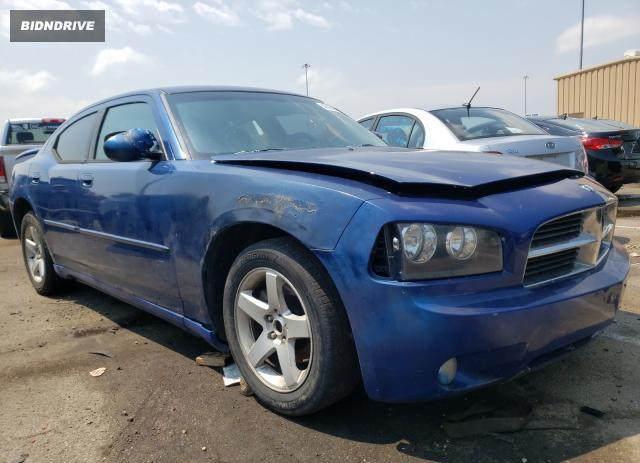 Lot #1720135653 2010 DODGE CHARGER SX salvage car
