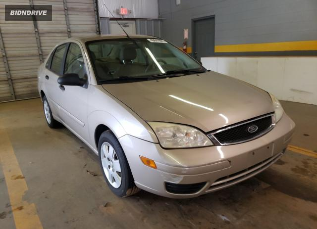 Lot #1722793289 2006 FORD FOCUS ZX4 salvage car