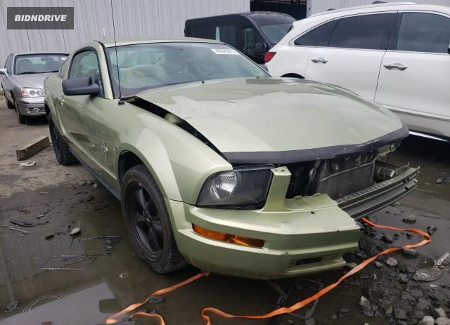 Lot #1723889603 2006 FORD MUSTANG salvage car