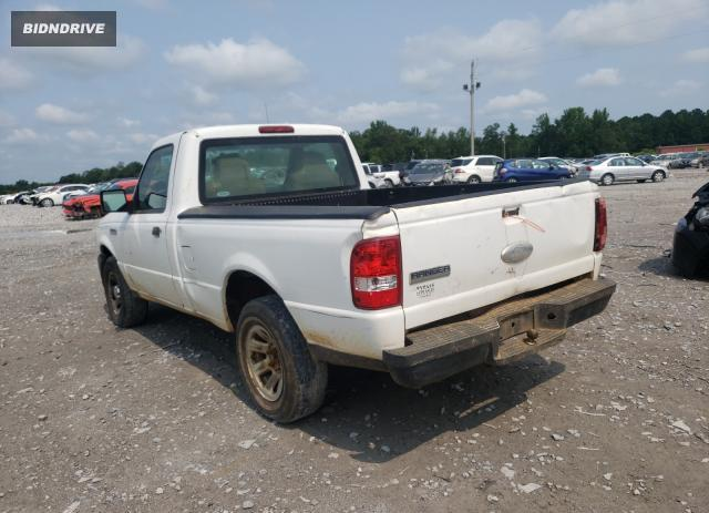 Lot #1725322239 2007 FORD RANGER salvage car