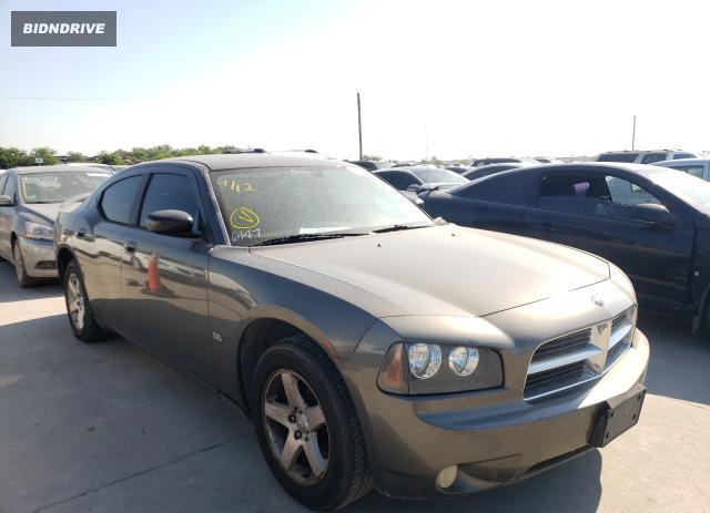 Lot #1726244266 2009 DODGE CHARGER SX salvage car