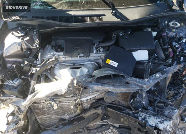 Lot #1727126109 2017 TOYOTA CAMRY LE salvage car