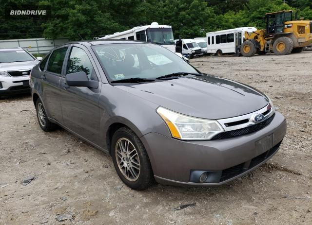Lot #1727747129 2011 FORD FOCUS salvage car