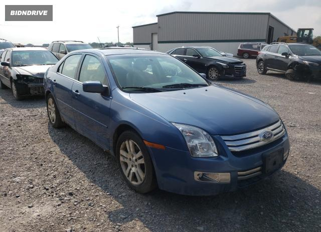 Lot #1727751749 2009 FORD FUSION SEL salvage car