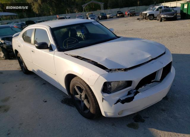 Lot #1728309746 2010 DODGE CHARGER SX salvage car