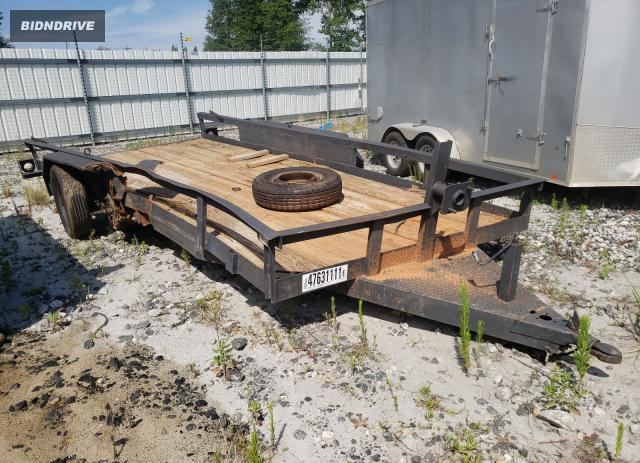 Lot #1729303596 2010 OTHER TRAILER salvage car