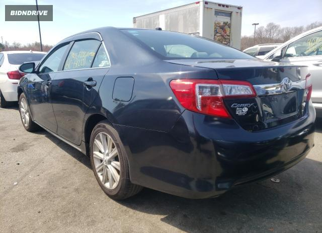 Lot #1729318179 2012 TOYOTA CAMRY BASE salvage car
