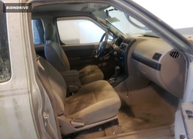 Lot #1729916699 2004 NISSAN FRONTIER salvage car